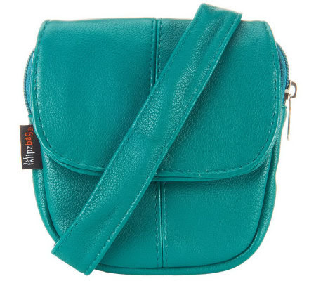 Hipzbag Multifunction Passport Bag w/ Waist Strap and Clips