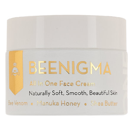 Beenigma Bee Venom & Manuka Honey All in One Face Cream