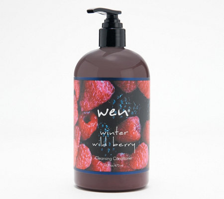 WEN by Chaz Dean 16 oz. Winter Cleansing Conditioner