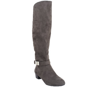 Marc Fisher Wide Calf Riding Boots - Kabie - A261035