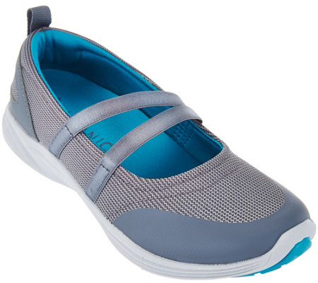 Vionic Orthotic Mesh Slip-on Sneakers Opal