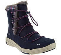 Ryka Faux Fur Water Repellent Boots - Aubonne - A281135