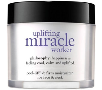philosophy uplifting miracle worker face & neck moisturizer - A284735