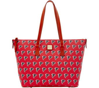 Dooney & Bourke NFL Falcons Shopper - A285835
