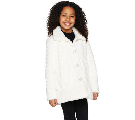 Read all Grey Faux Fur Shower Resistant Coat reviews Grey Faux Fur Shower Resistant Coat is rated out of 5 by Rated 5 out of 5 by Mel1 from Great winter jacket Our 5 year old little girl loves her new school jacket.