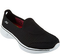 Skechers GOwalk 4 Mesh Slip-ons - Pursuit - A287035