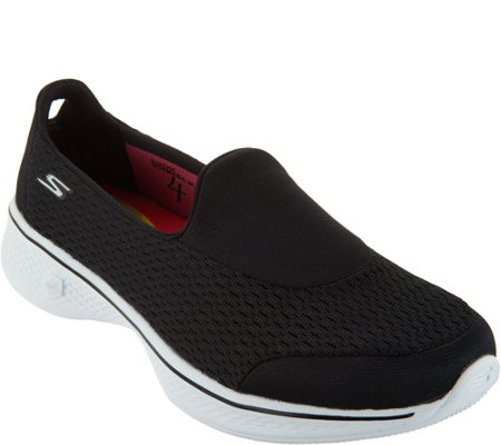 Skechers GOwalk 4 Mesh Slip-ons - Pursuit