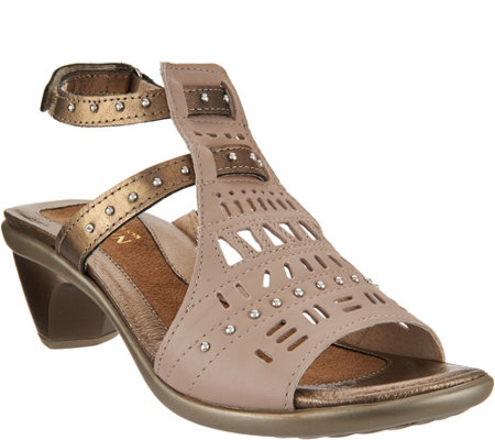 Naot Leather Open-toe Sandals - Vogue