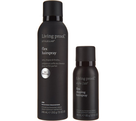 Living Proof Flex Hairspray with Travel