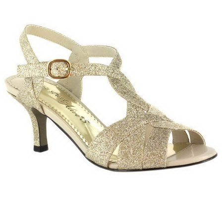 Easy Street Glamorous Evening Shoes