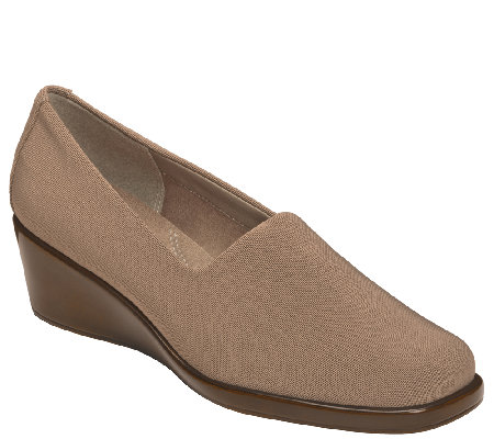 Aerosoles Wedge Slip-ons - Temptation