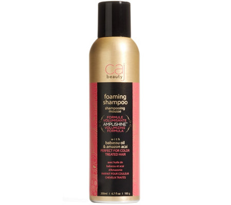 Caj Beauty Foaming Shampoo Mousse, 6.7 oz