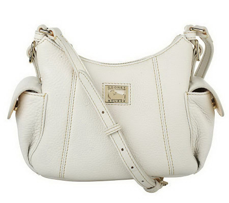 Dooney & Bourke Portofino Leather Mini Pocket Sac