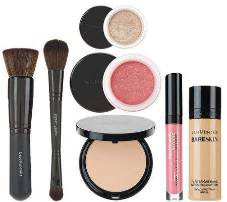 bareMinerals bareSkin Beauty 7pc. Kit