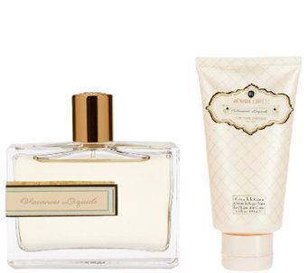 Memoire Liquide Fine Fragrance Vacanes EDP and lotion duo - A264736