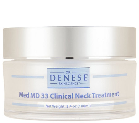 Dr. Denese Med MD 33 Clinical Super-Size Neck Treatment