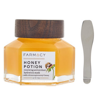 Farmacy Honey Potion Warming Face Mask - A284236