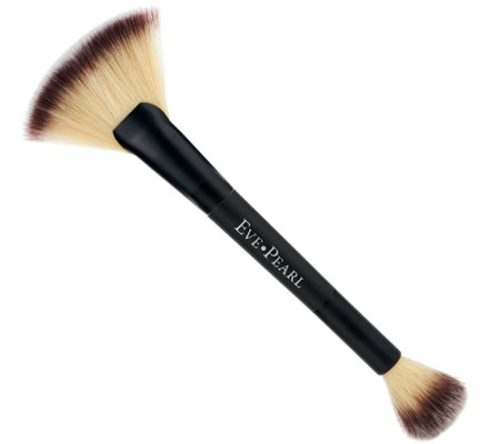 EVE PEARL Dual Fan Highlighter Brush