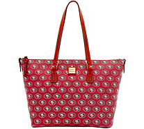 Dooney & Bourke NFL 49ers Shopper - A285836
