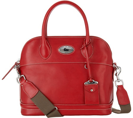 Dooney & Bourke Florentine Toscana Domed Satchel
