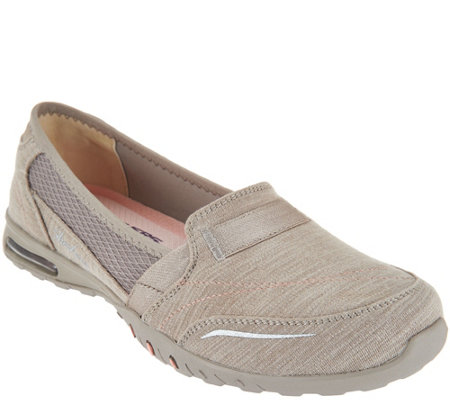 Skechers Jersey Mesh Loafer with Memory Foam - Easy Air