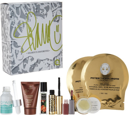 QVC Beauty Shawn's Favorites 7-piece Collection