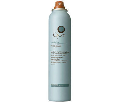 Ojon Full Detox Rub-Out Dry Cleansing Spray, 4.5 oz