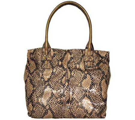 Jessica Simpson Zip Me Up Tote