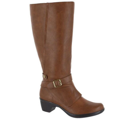 Easy Street Wide-Calf Tall Boots - Jan Plus