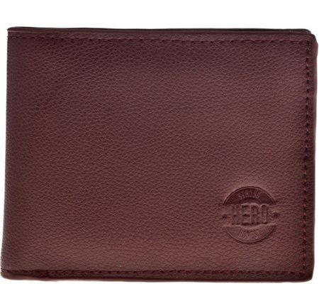 Hero Goods Garfield Wallet, Brown
