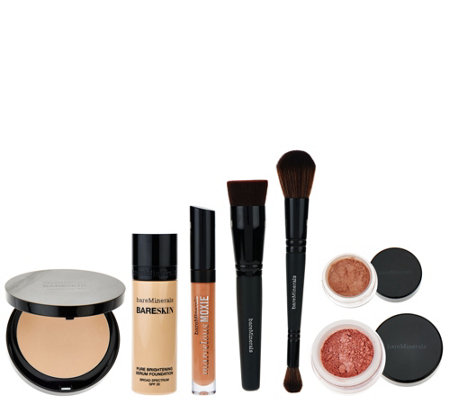 bareMinerals bareSkin Beauty 7pc Collection