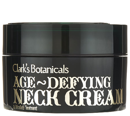 Clark's Botanicals Age Defying Neck Cream, 1.7 oz