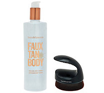 bareMinerals Go with the Faux Deluxe Faux Tan & Brush - A274037
