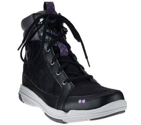 """As Is"" Ryka Water Resistant Sneaker Boots with CSS - Aurora"