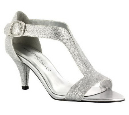 Easy Street Glitz Evening Shoes