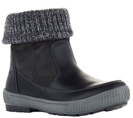 Cougar Waterproof Mid Shaft Boot - Willow