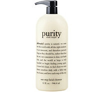 philosophy super-size 32 oz purity made simple cleanser - A34737