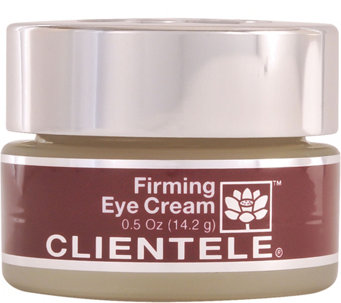 Clientele Firming Eye Cream - A139138