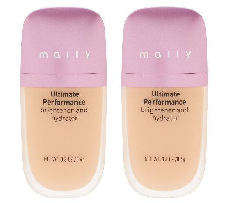 Mally Ultimate Performance Brightener & Hydrator Duo