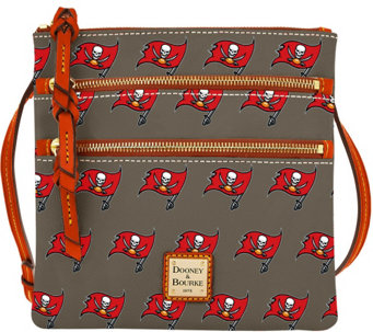 Dooney & Bourke NFL Buccaneers Triple Zip Crossbody - A285638