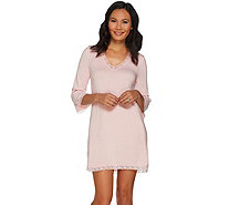 Barefoot Dreams Luxe Milk Jersey Nightshirt - A293838
