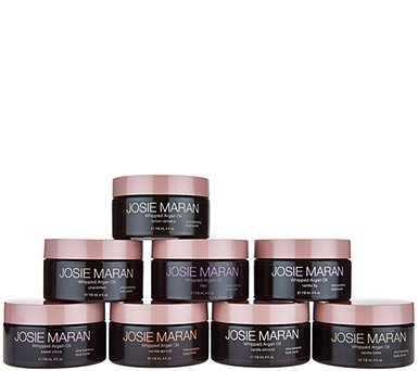 Josie Maran 8pc Whipped Argan Body Butter Set Auto-Delivery - A296438
