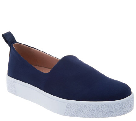 Taryn Rose Slip On Shoes - Gwen