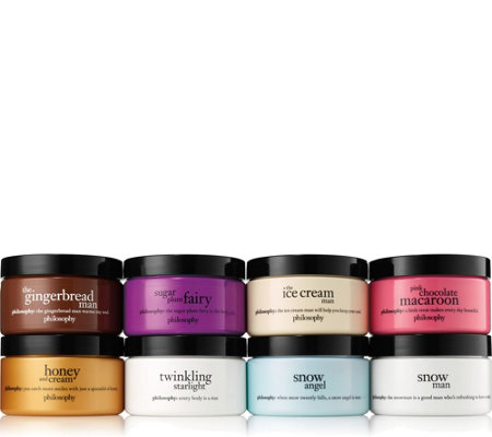 philosophy 8pc ultimate glazed body souffle set Auto-Delivery