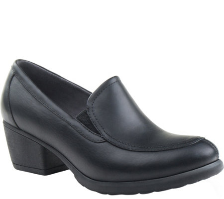 Eastland Leather Slip-On Shoes - Tonie