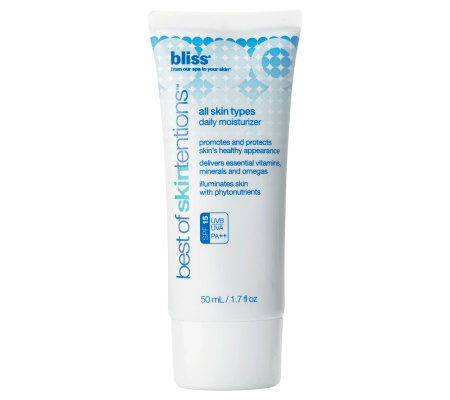 bliss Best Of Skintentions SPF 15, 1.7 oz