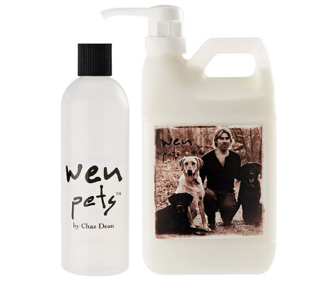 WEN by Chaz Dean Pets Cleansing Conditioner, 64 oz.