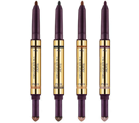 tarte Special Edition The Eye Architect 4pc. Liner/Shadow