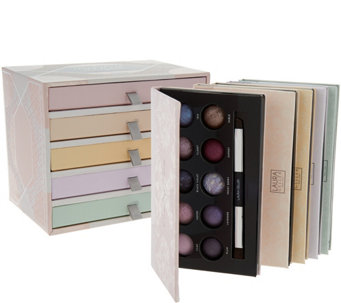 Laura Geller Wardobe of Delights 5 Palette Shadow Library - A280839