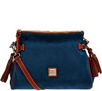 Dooney & Bourke  Suede Satchel - A286139